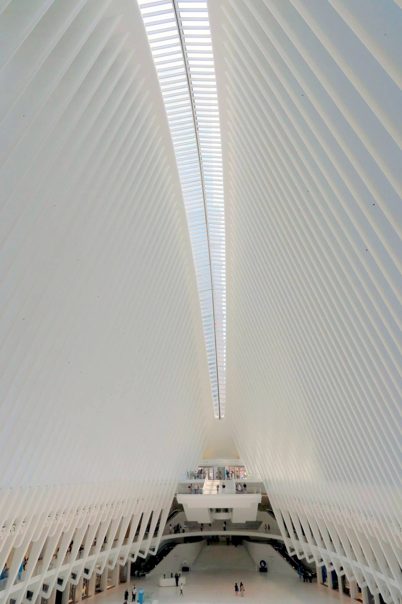 Don't forget the Oculus near One World Trade Center