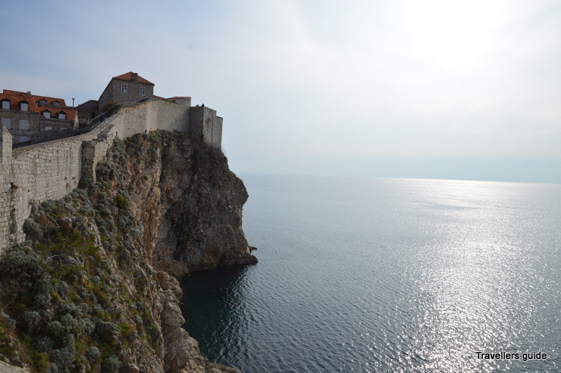 View from the ancient city wall